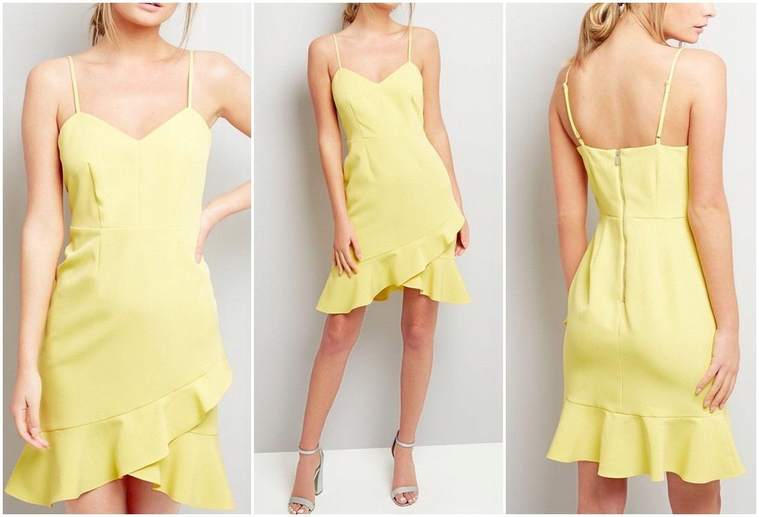 Sukienka NEW LOOK Ruffle XL 1511004/42