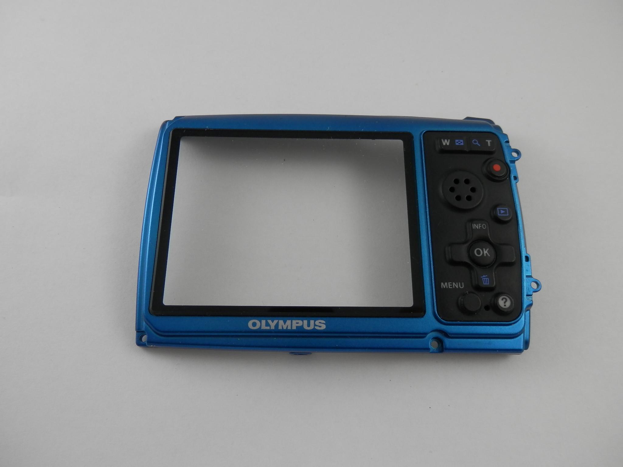 Olympus U Tough-3000 obudowa tył