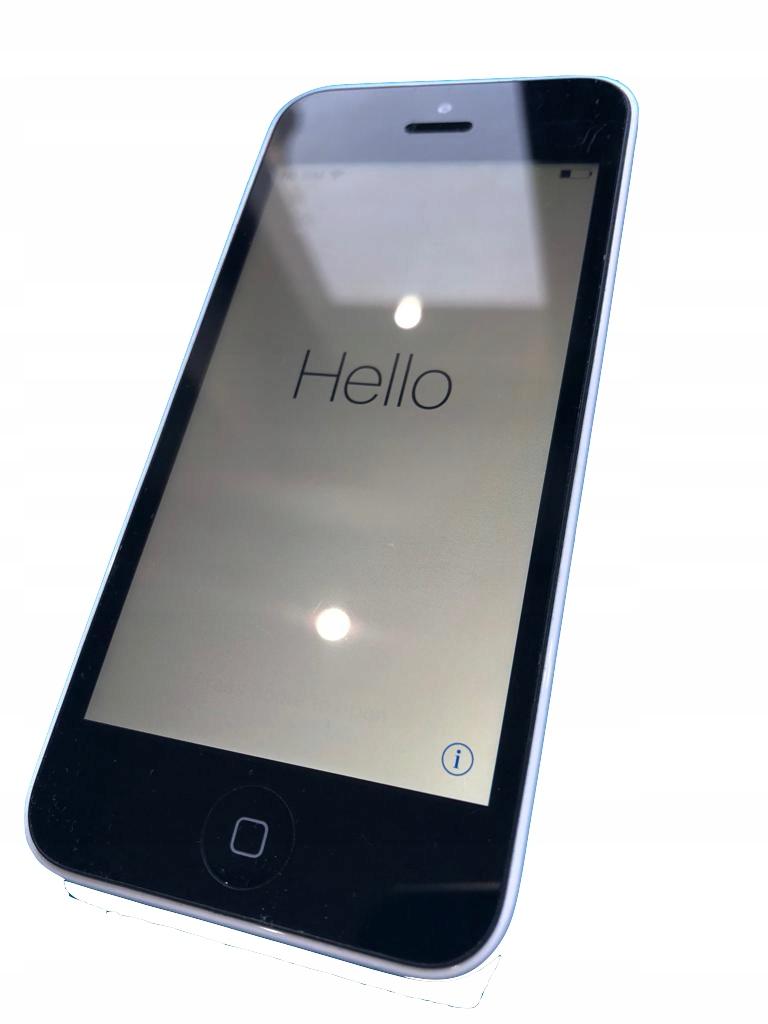 APPLE iPHONE 5C WYSWIETLACZ W1