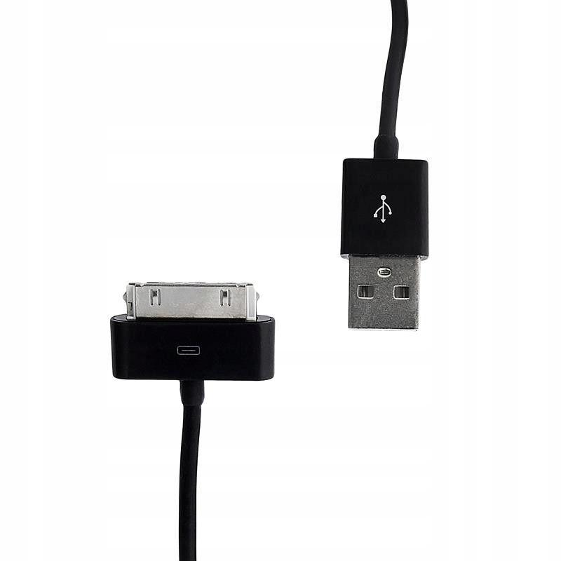 Whitenergy Kabel USB 2.0 do iPhone 5 transfer/łado