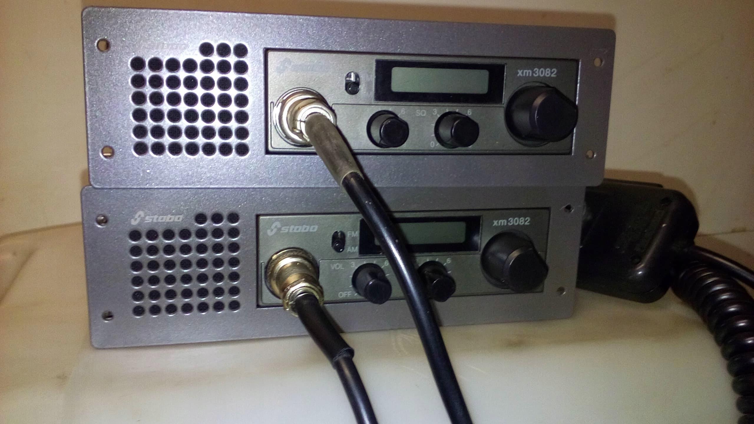 """CB Radio Stabo xm3082 ,,0"""" 80 kanałów 10 wat"""