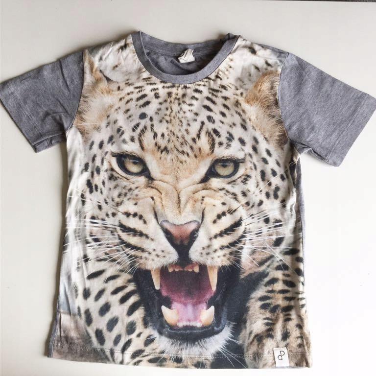 Popupshop bluzka leopard 5/6