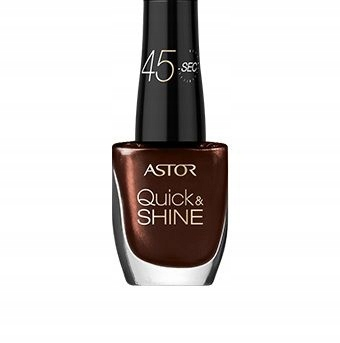 Astor Quick & Shine501 Coffee Break lakier do