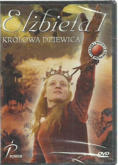DVD ELŻBIETA I KRÓLOWA DZIEWICA NOWY