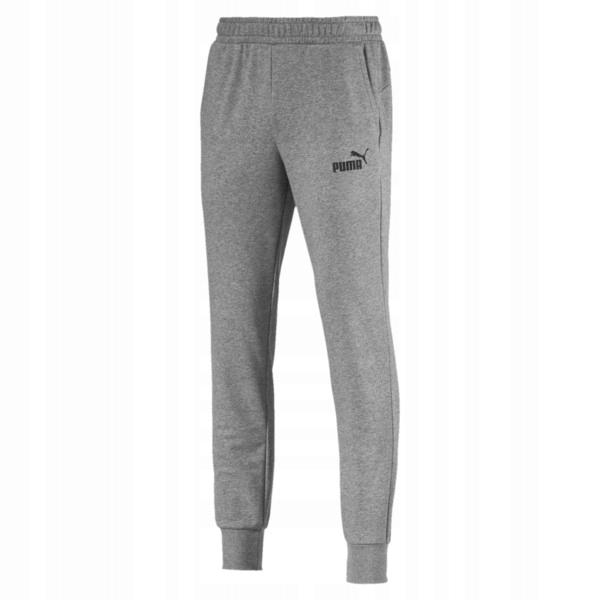 PUMA Męskie spodnie dresowe 851754 03 # S