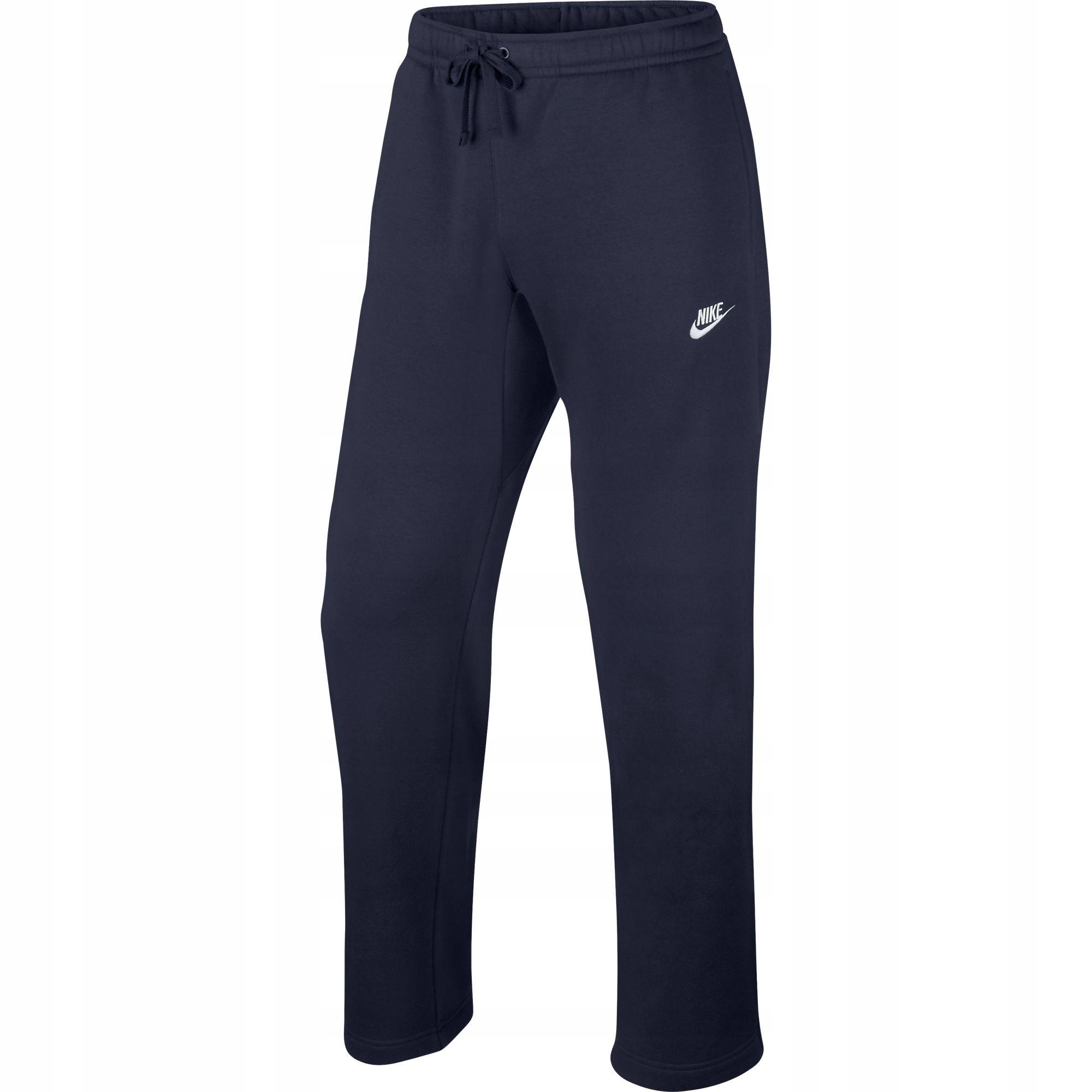 Spodnie Nike SportsWear Club 804395-451 -L