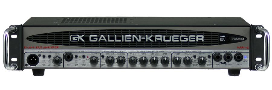 Gallien Krueger 700RB II Head Basowy GC Łódź@