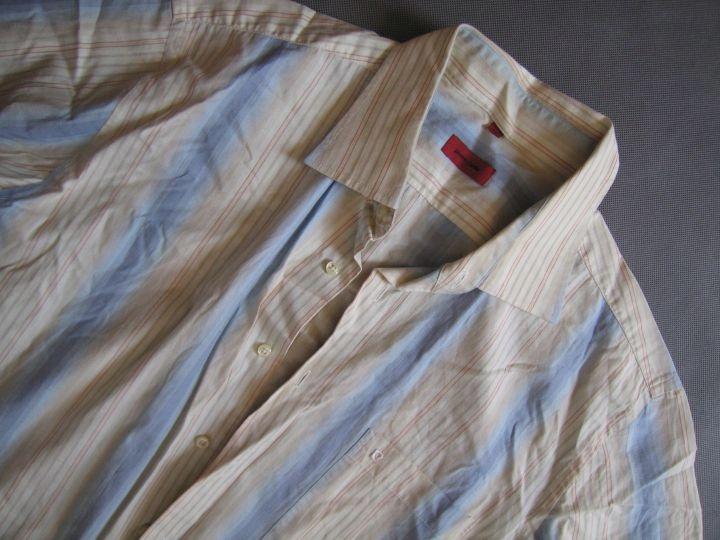Koszula męska w paski Pierre Cardin L
