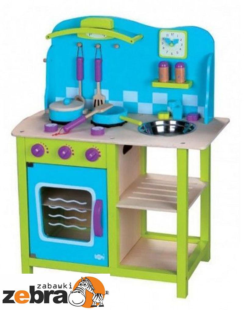 Drewniana Ekskluzywna Kuchenka Dla Dzieci Kuchnia