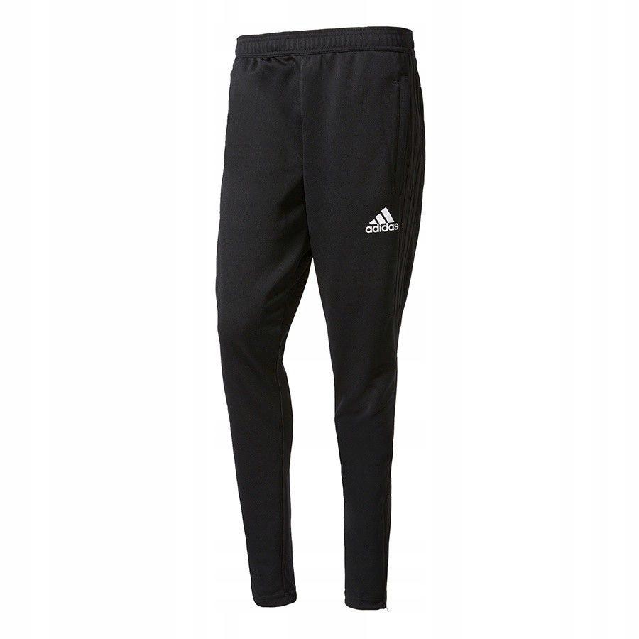Spodnie adidas Tiro 17 TRG PNT BK0348 - CZARNY; XL