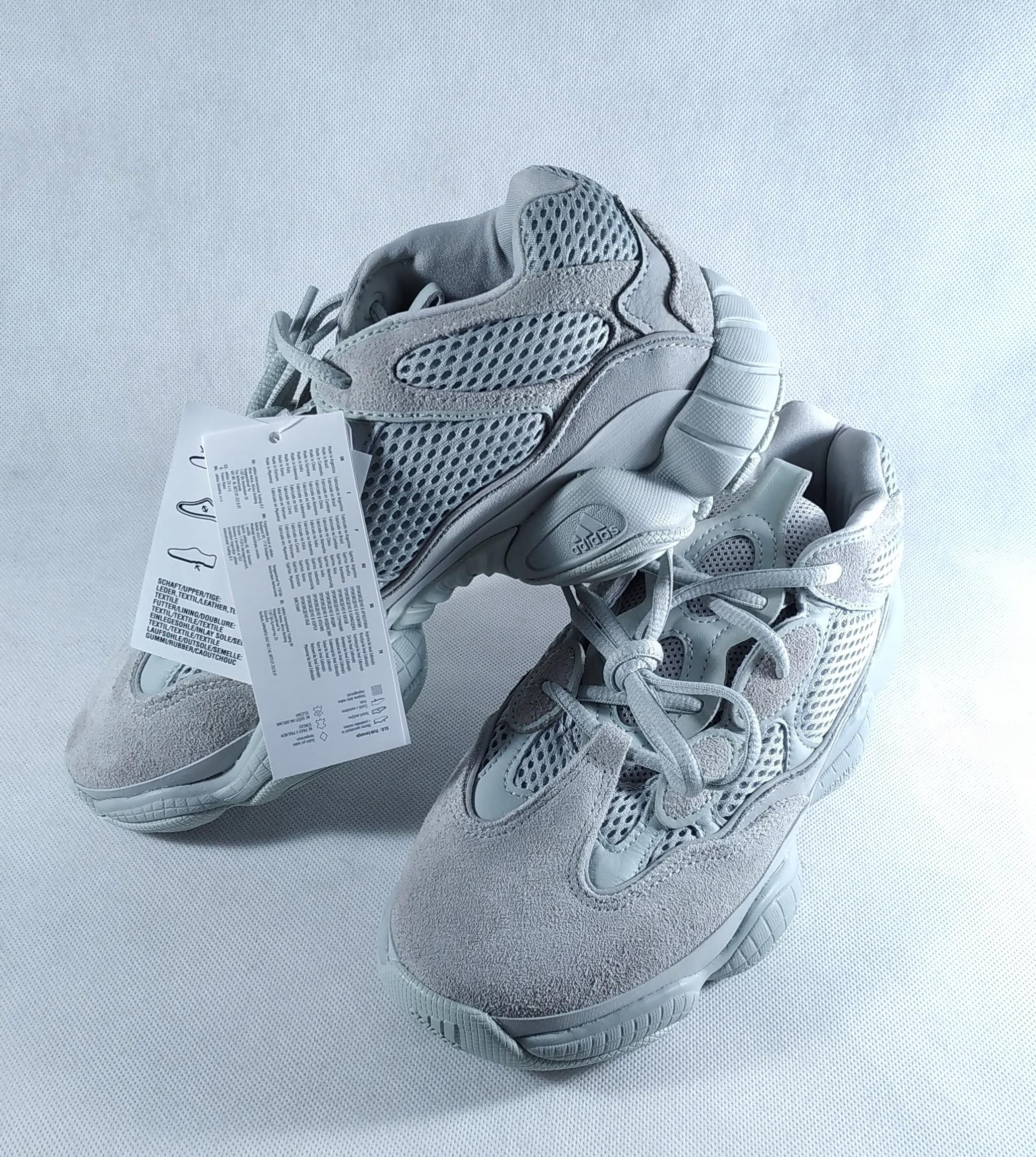 separation shoes d00d5 e2235 Buty Adidas Adidas Yeezy 500 39,5 - 7699345603 - oficjalne ...