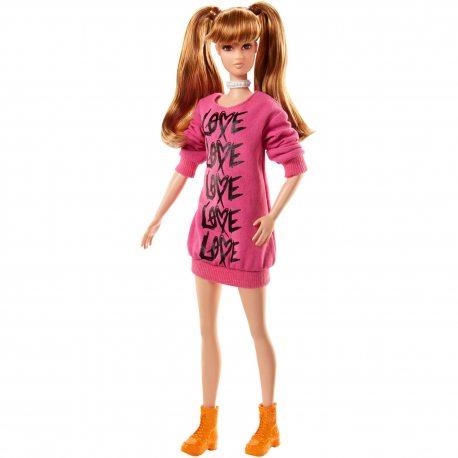 Barbie Fashionistas Modna przyjaciółka - Mattel