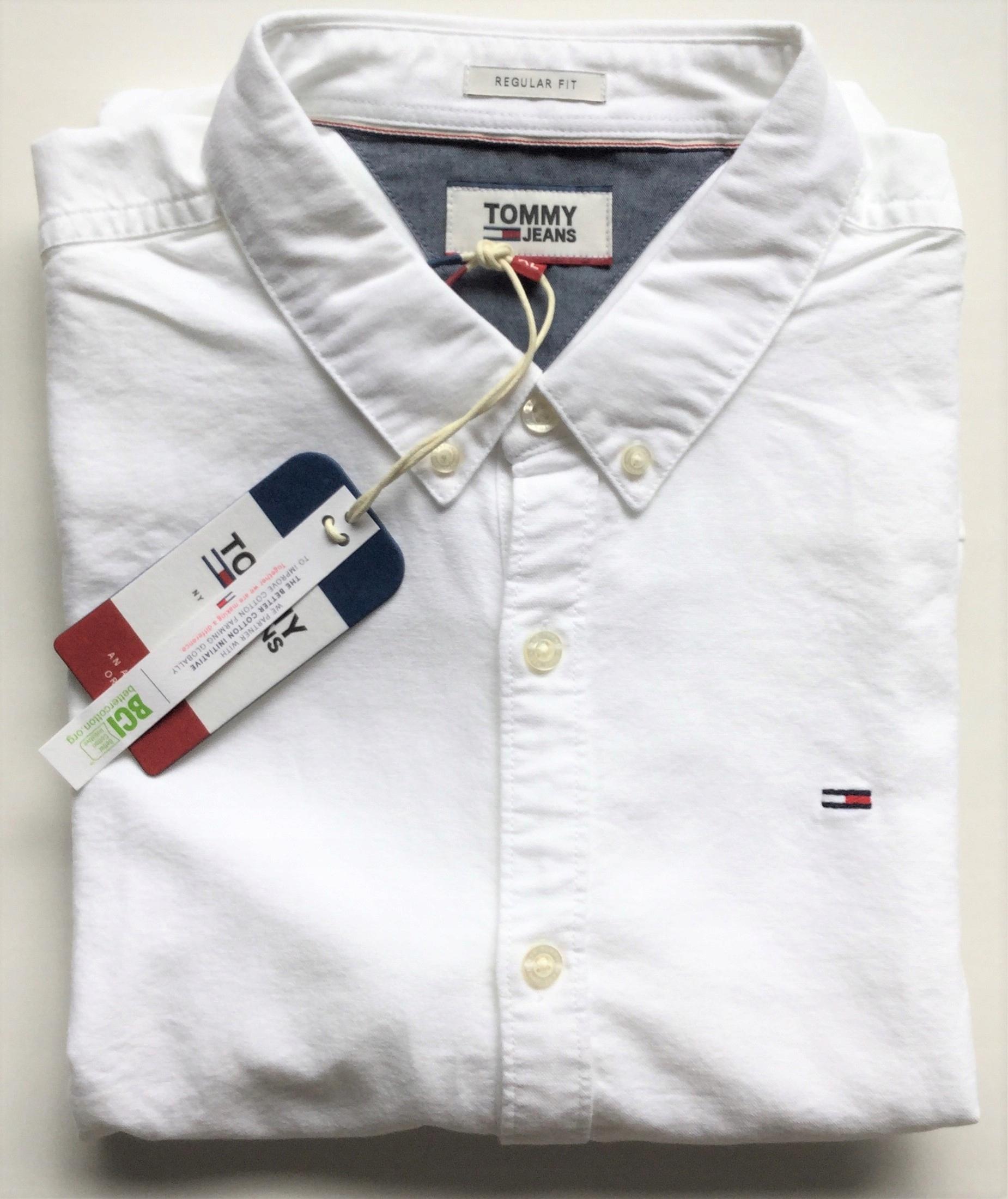 TOMMY HILFIGER JEANS koszula XL