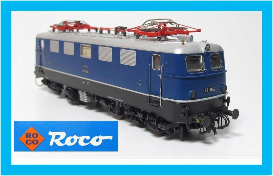 ROCO 43956 DB E41-004 zasilanie AC - wechcelstrom
