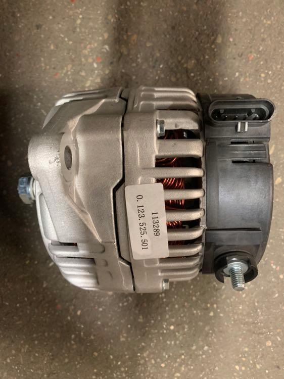 Alternator Man Tga 24V 100A NOWY