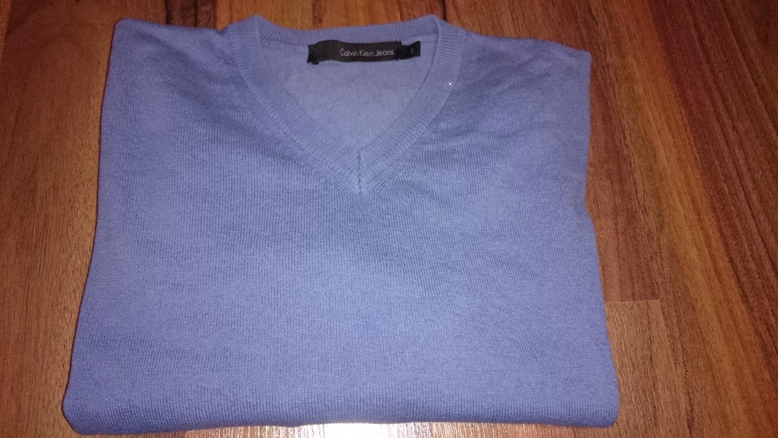 Calvin Klein Jeans - Sweter męski, r. S