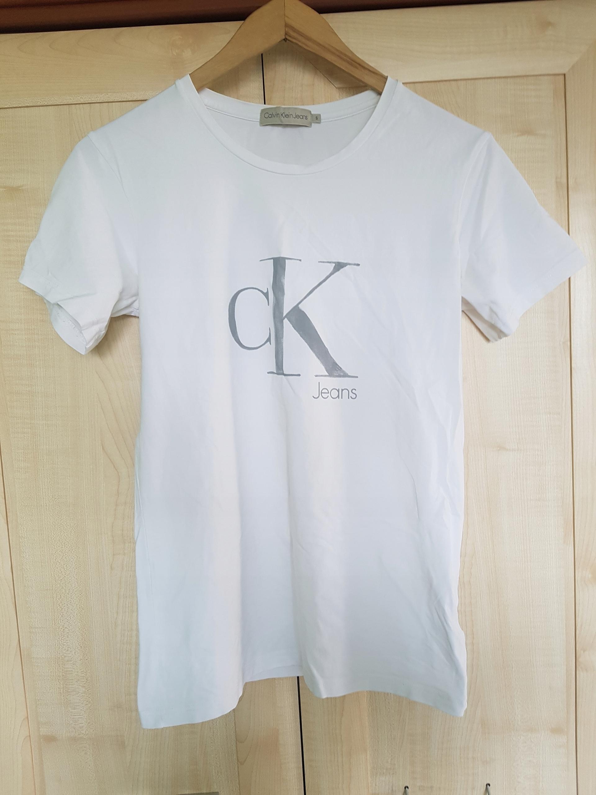Koszulka Tee CK Calvin Klein S oryginał