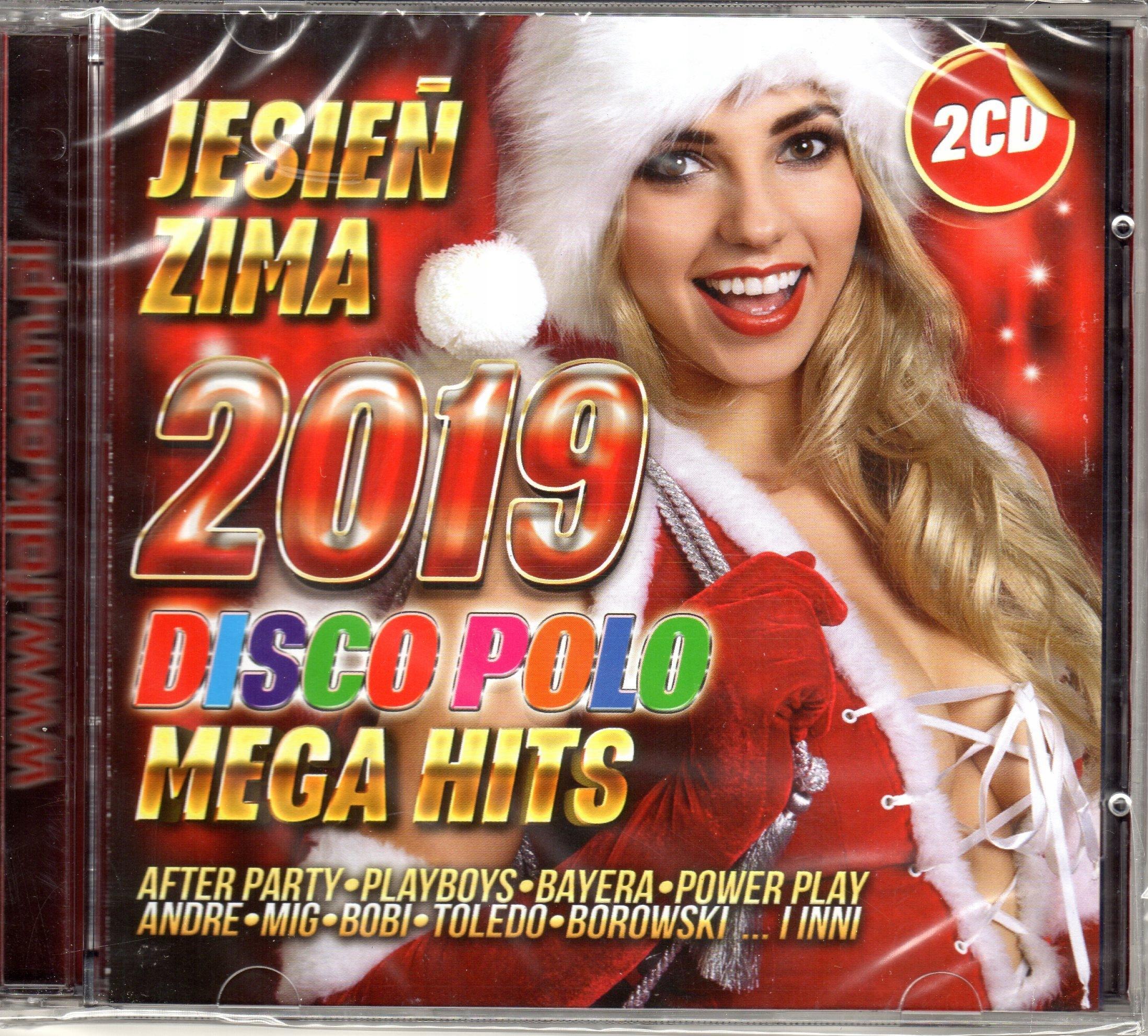 DISCO POLO MEGA HITS 2019 2CD