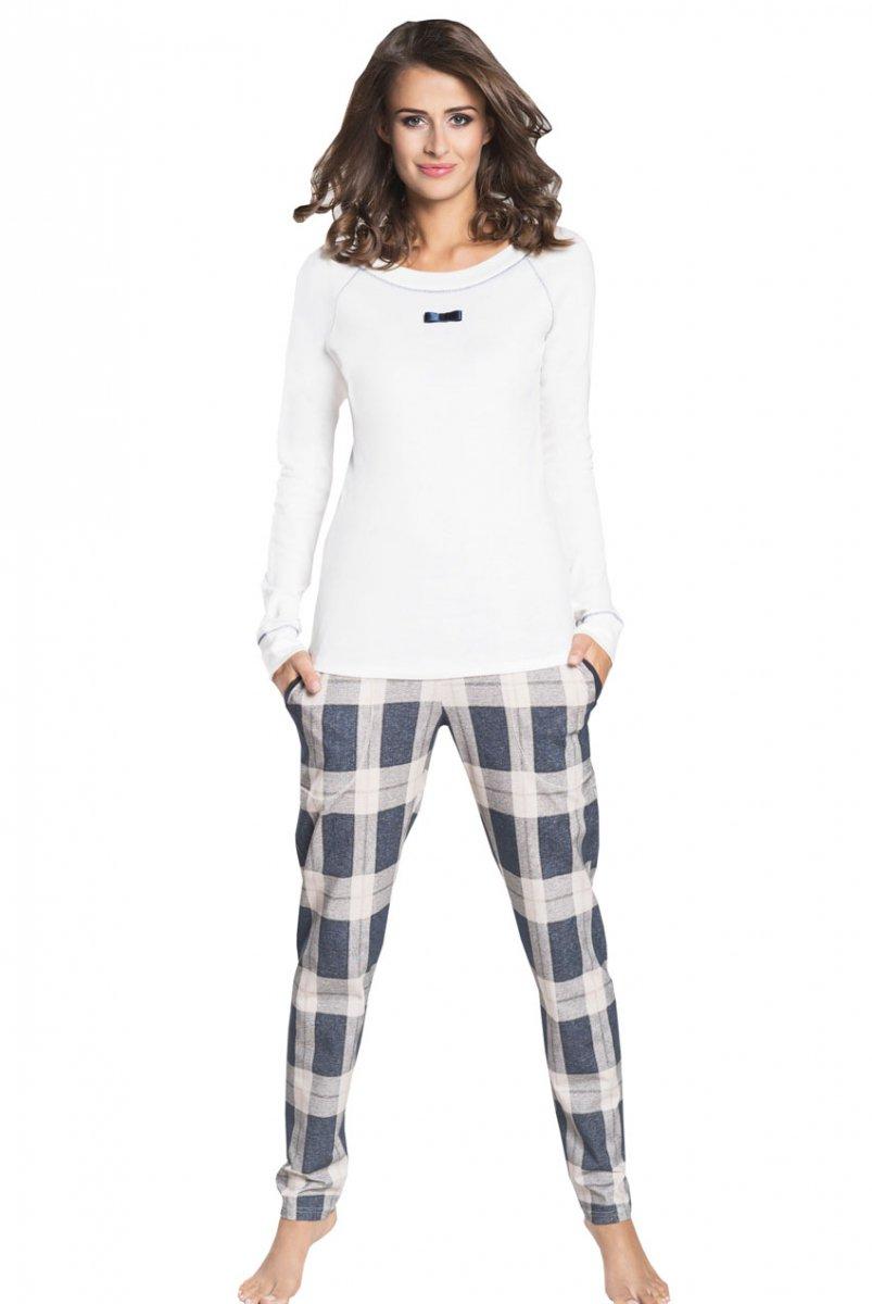 c15ba28f035681 Piżama damska Italian Fashion Amira długi rękaw M - 7128990973 ...