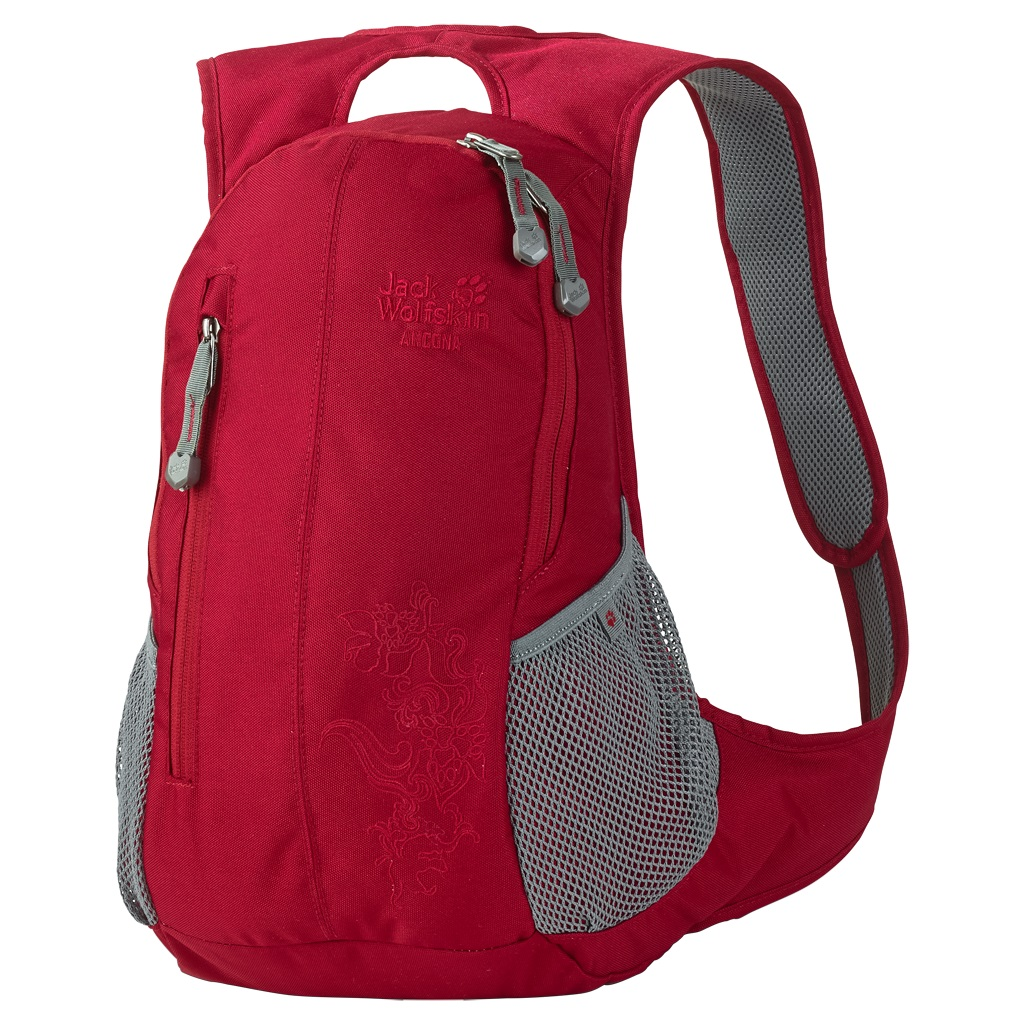 Plecak Jack Wolfskin Ancona indian red