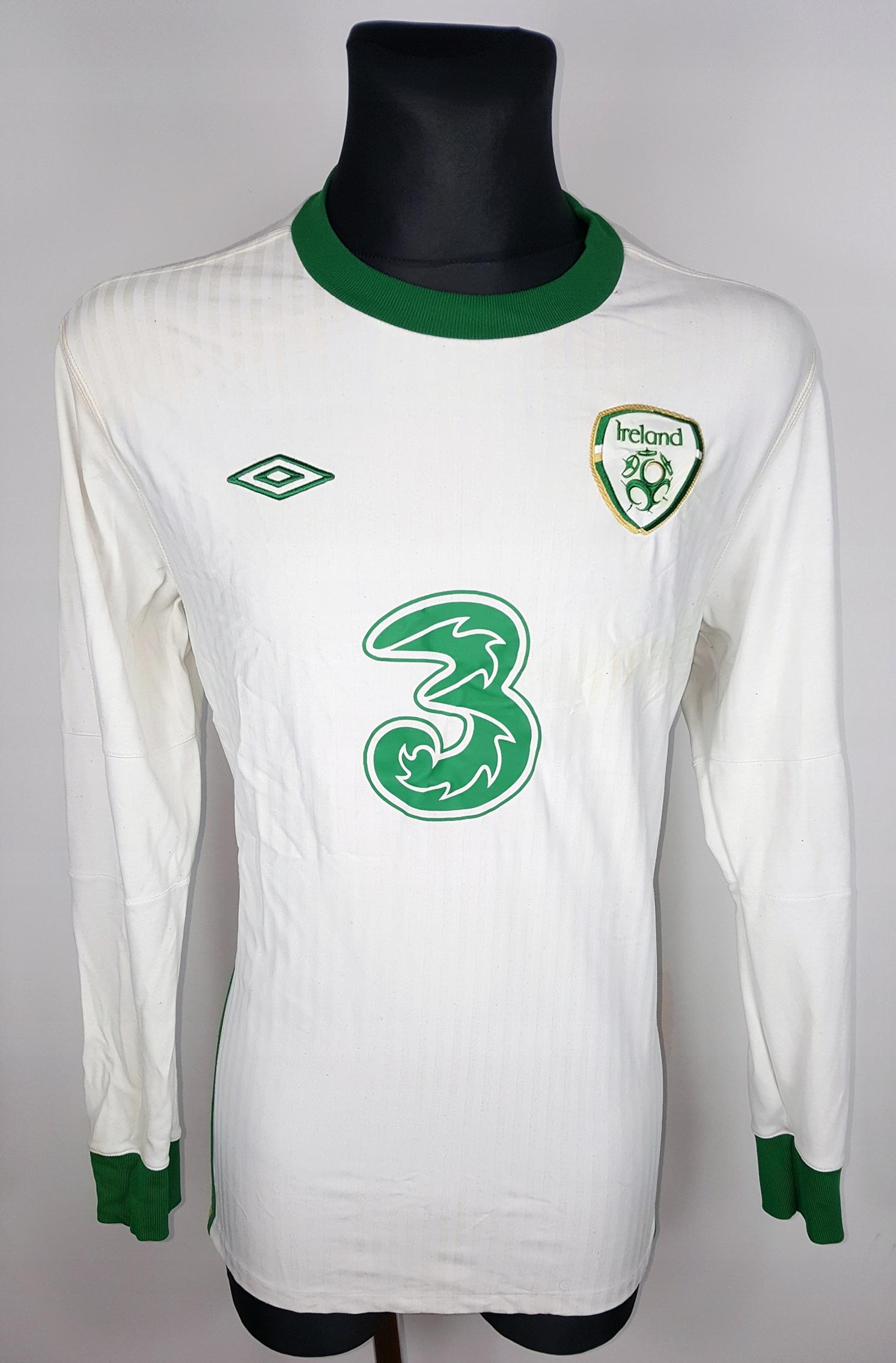 Koszulka Reprezentacji Irlandii ! Długi Rękaw !
