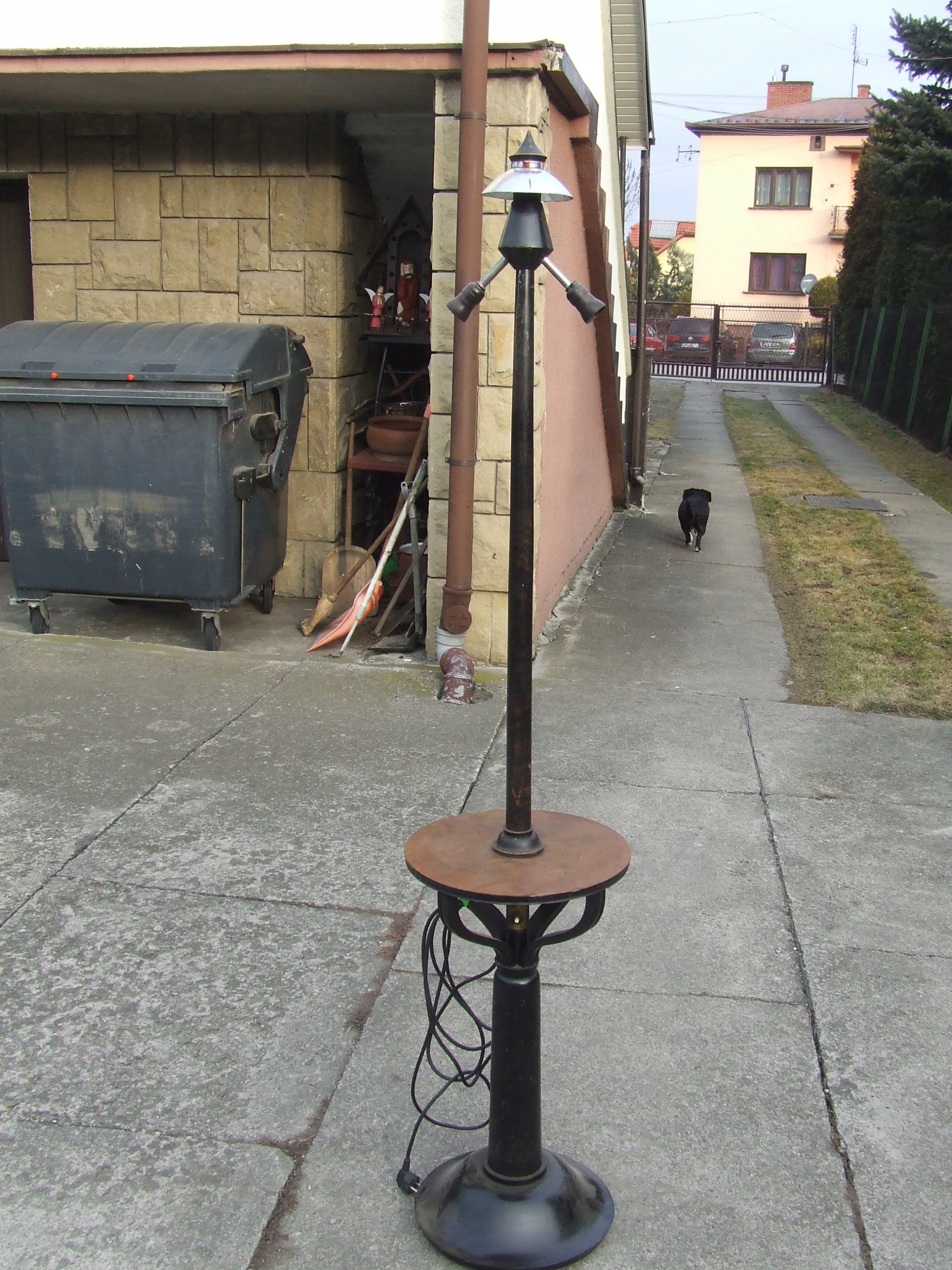 OKAZJA ! STARA LAMPA THONET J. HALABALA