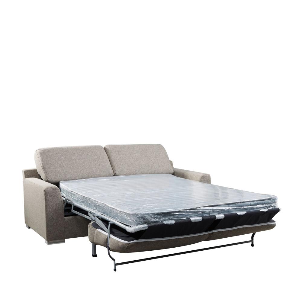 Sofa Rozkladana Łóżko Funkcja Spania Materac 7082795213