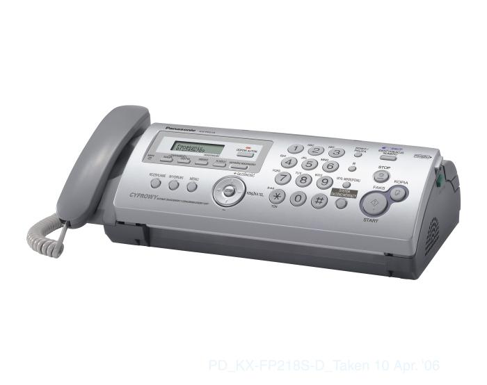 Panasonic KX-FP207 + folie GRATIS [telefaks/fax]
