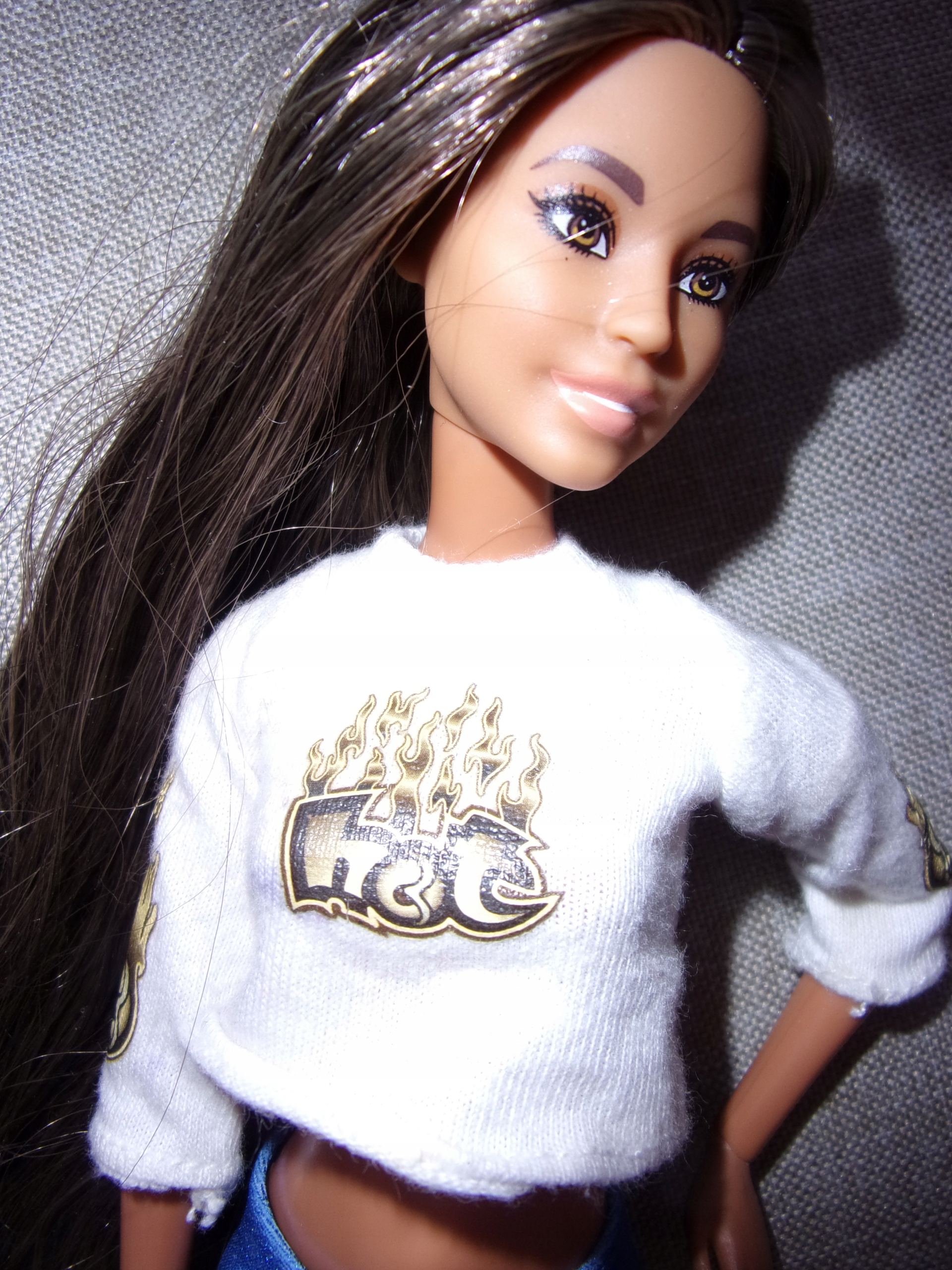 BLUZKA Lalki Barbie Bratz HOT