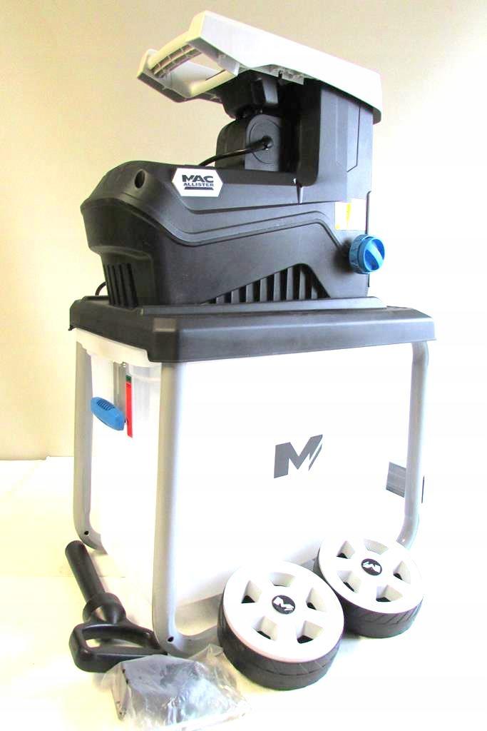 T122 Rębak Rozdrabniacz Macallister MSHP2800D