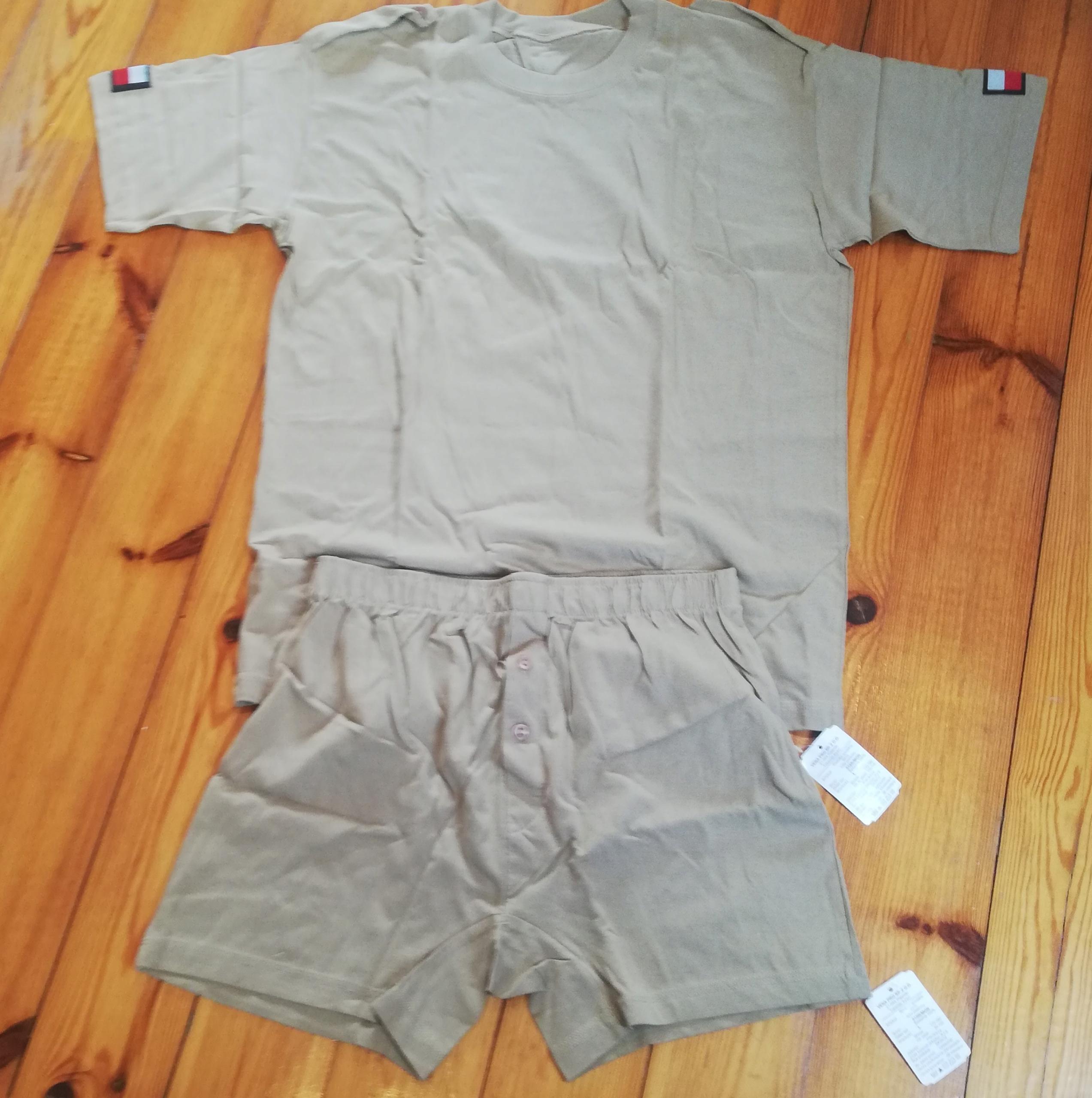 Koszulka i Spodenki wz 515&514B/MONrozmiar L