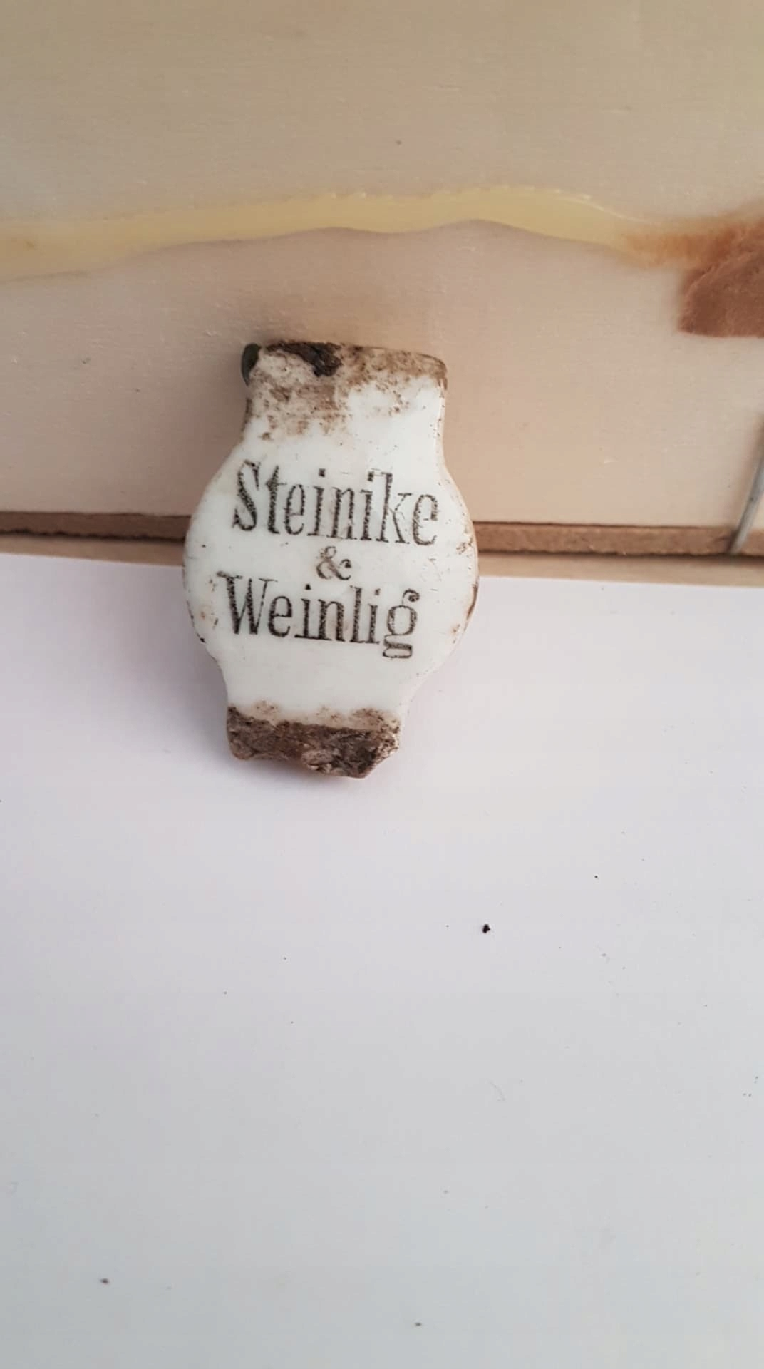 Porcelanka Steinike