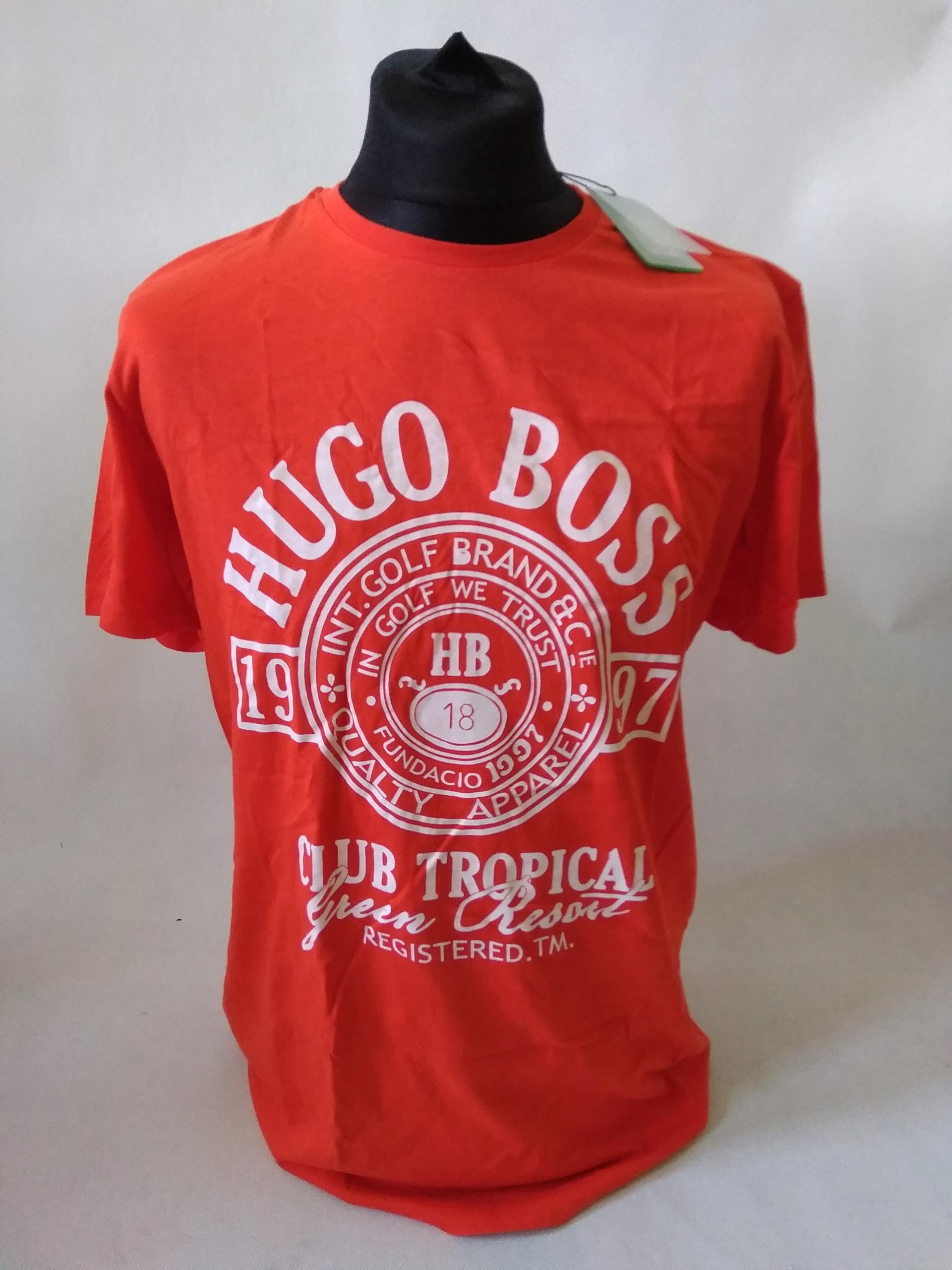 Koszulka t-shirt męski Hugo Boss roz M