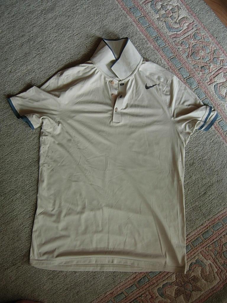 Koszulka Tenis Roger Federer RF dri fit L stan bdb