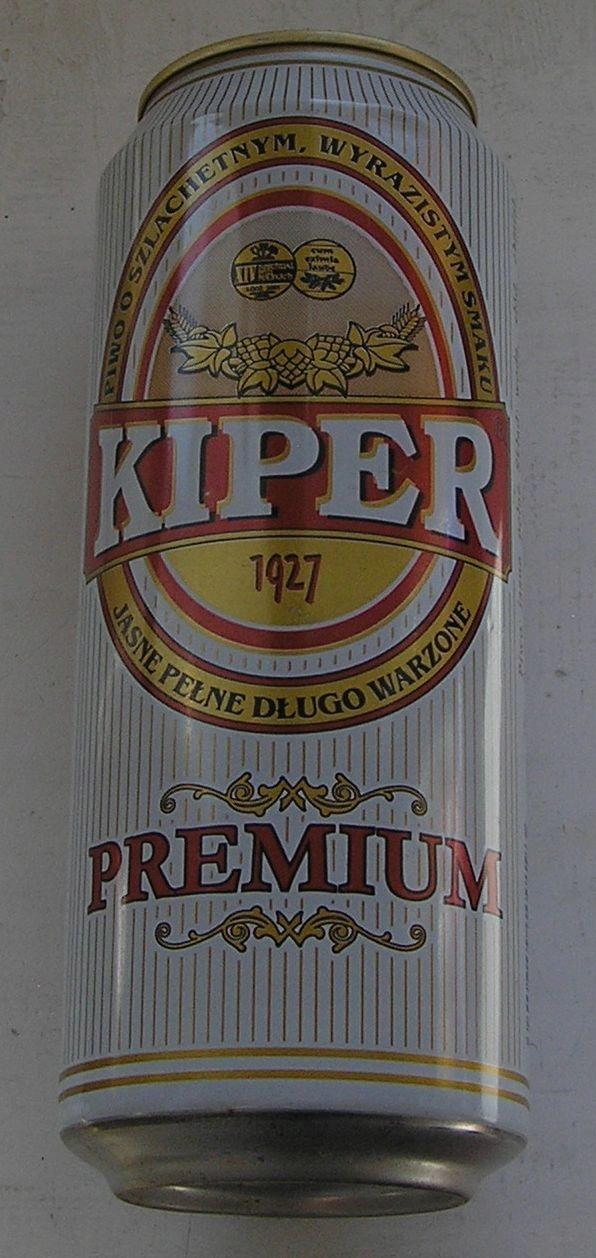 PUSZKA PIWO KIPER PREMIUM PIOTRKÓW 2006