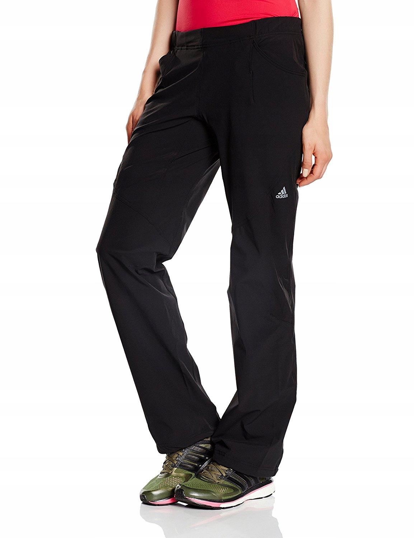 delikatne kolory ogromny wybór sprzedaż Adidas HT Pack spodnie trekkingowe damskie - S - 7636023053 ...