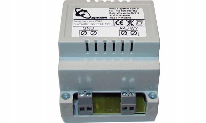 Zabezpieczenie akumulatora przed rozładowaniem ZB