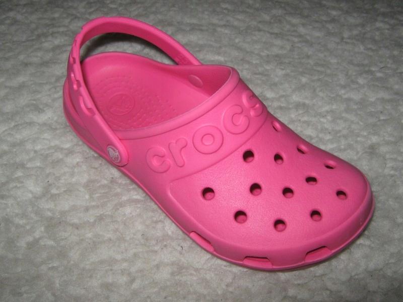 Lekkie sandały CROCS roz. C 13 / 30-31 - 20 cm