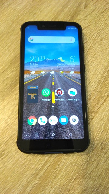 Ulefone Armor 5 NFC 4/64 Android 8.1 Oreo + Gratis
