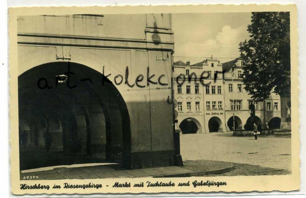 Jelenia Góra - Hirschberg - Rynek - Fotograficzna
