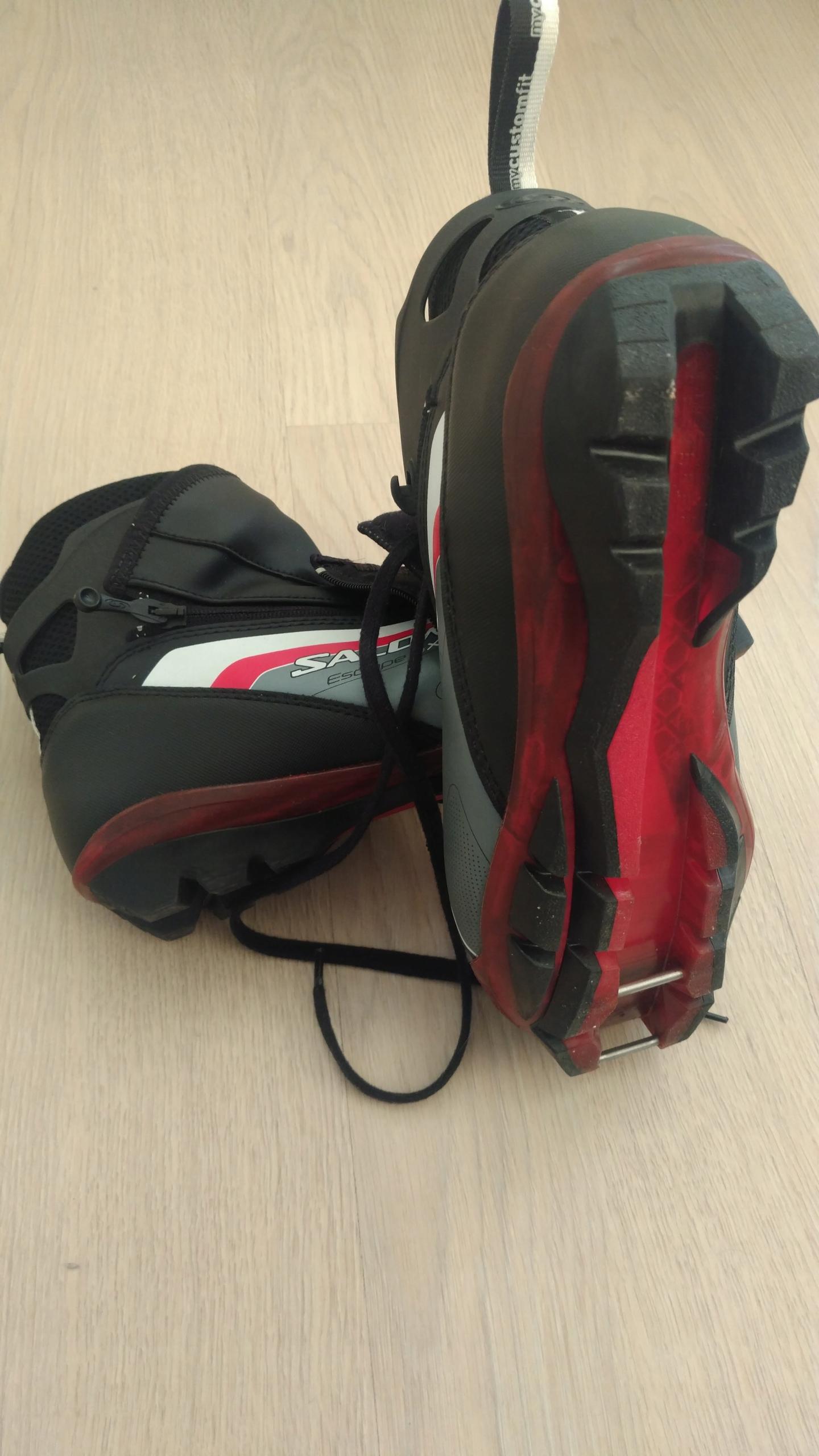 buty do nart biegowych SALOMON Escape 6XPilot 27cm