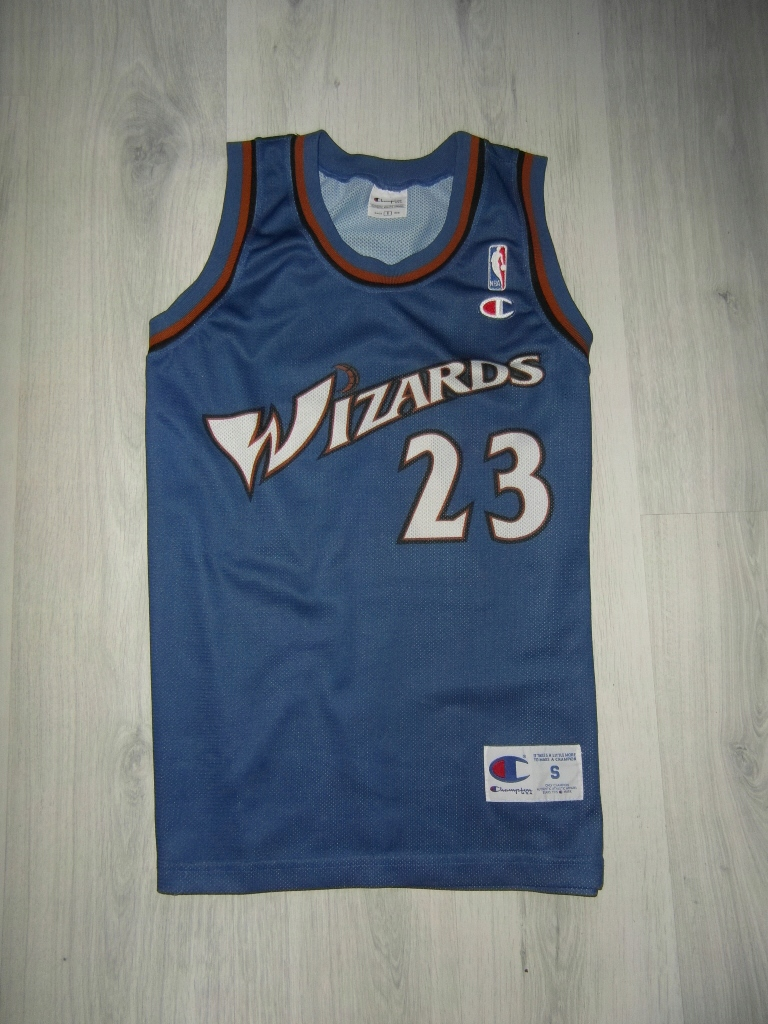 NBA_WASHINGTON WIZARDS_CHAMPION_JORDAN NR.23