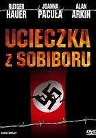 UCIECZKA Z SOBIBORU DVD STAN BDB