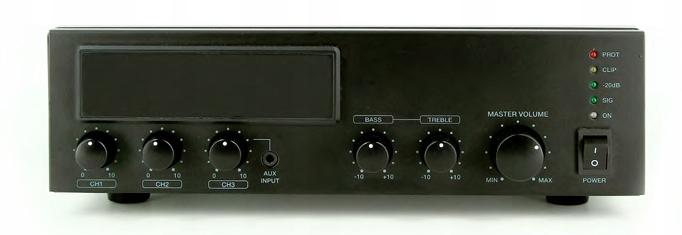 ArtSound MX-60 Wzmacniacz Miksujący 100V
