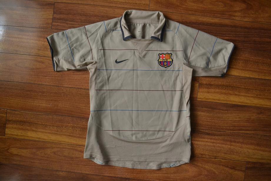 NIKE FCB shirt Koszulka Polo 140cm 11l