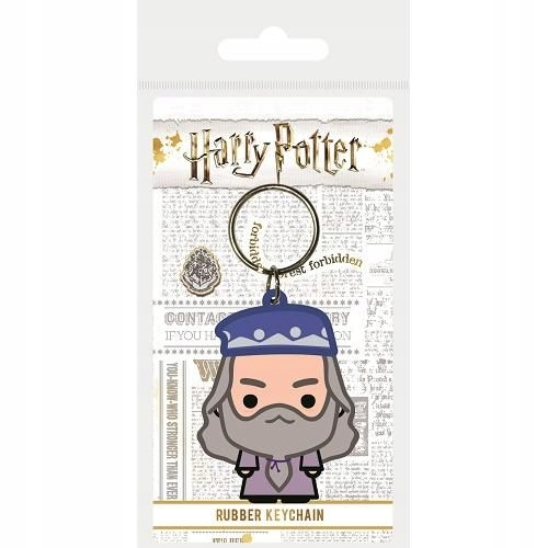 Brelok gumowy Harry Potter (Dumbledore Chibi)
