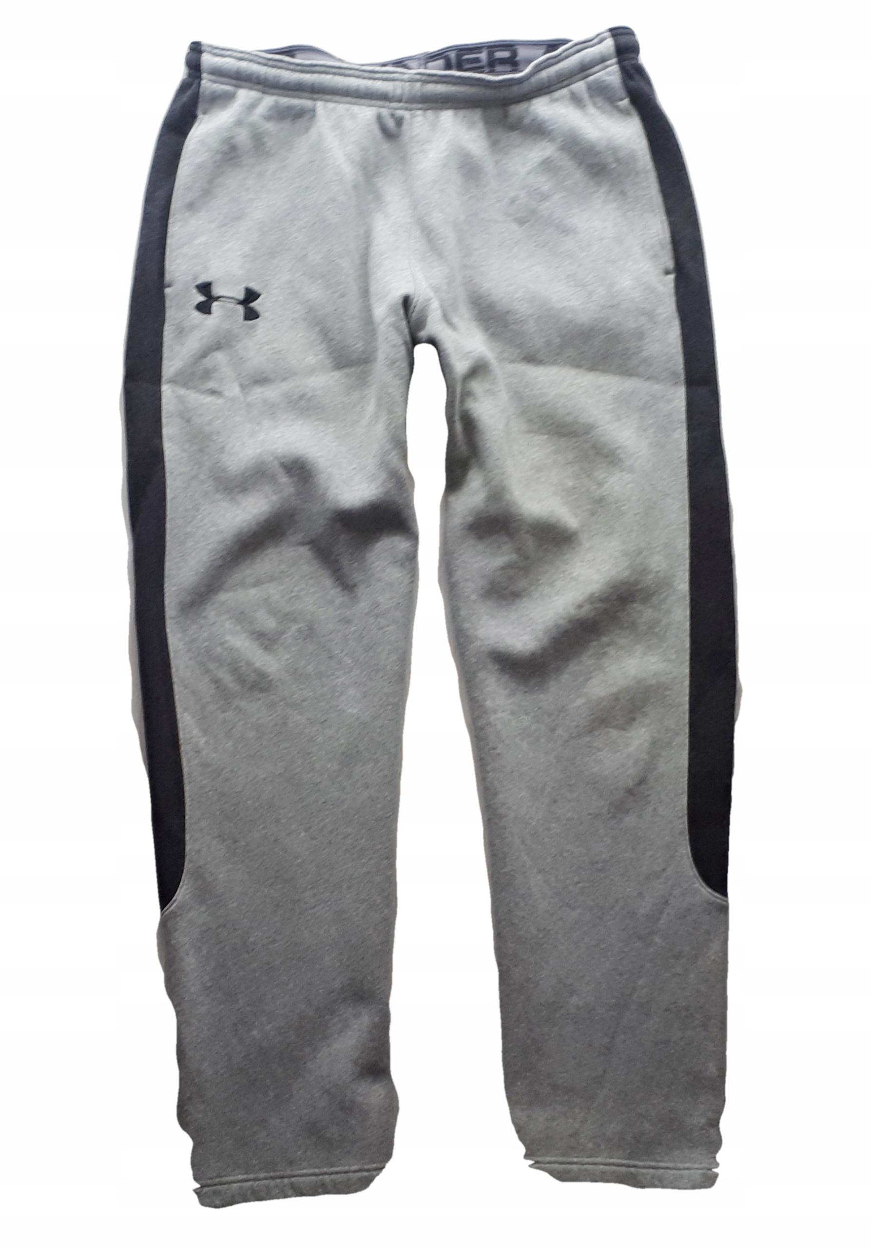 Under Armour XL/XXL proste spodnie dresowe bawełna