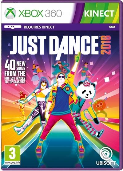 JUST DANCE 2018 KINECT NOWA W FOLII