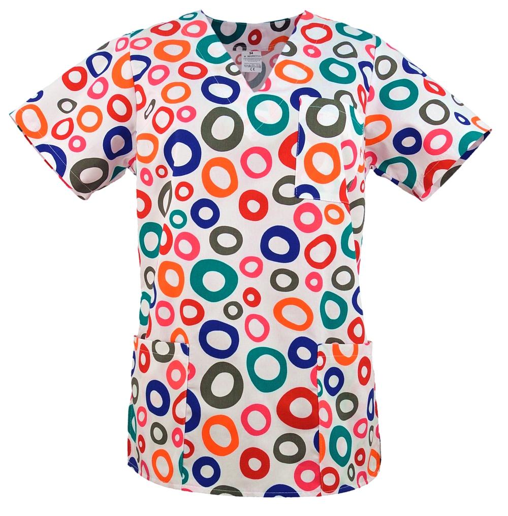 WORKMED Odzież medyczna bluza WB-4020C 54