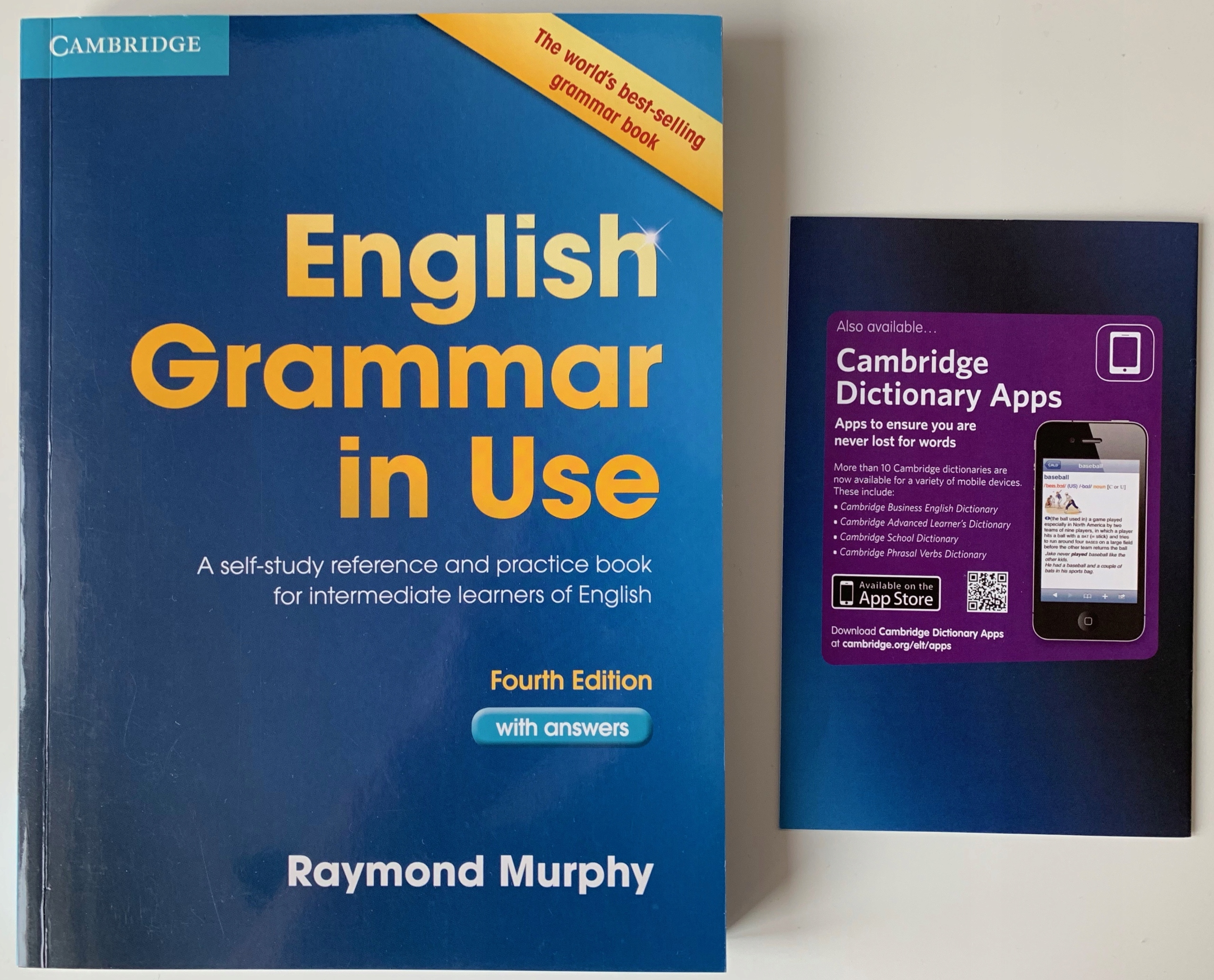 English Grammar in Use with Answers 4th edition - 7803957562